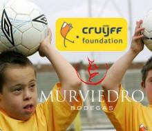 Alianza solidaria entre Murviedro y la fundación Johan Cruyff