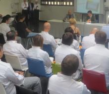 La Escuela de Cocina de Valladolid cuelga el cartel de completo
