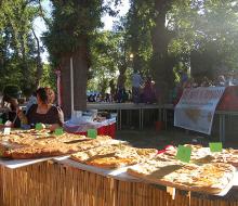 La empanada, protagonista del verano en Silleda