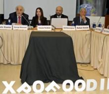 Gastronomía y diplomacia, en Expofooding