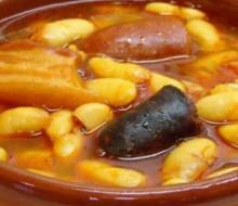 Platos representativos de la gastronomía de Asturias