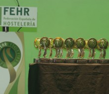 Ganadores de los IX Premios Nacionales de Hostelería