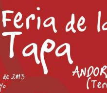 Cerezo estará en la Feira de la Tapa de Andorra (Teruel)