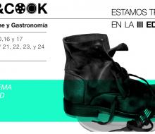 A la venta las entradas para Film&Cook Madrid