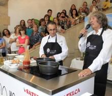 José Mercé y Juanma Zamorano comparten delantal