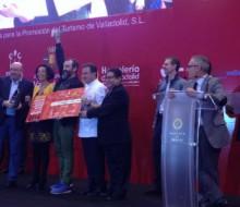 Iñaki Rodrigo gana el Concurso de Tapas de Valladolid