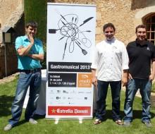 Música y gastronomía se funden en Girona