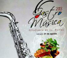 Música y gastronomía para un buen sábado