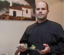 Gonzalo Pérez, mejor cocinero de tapas de Galicia