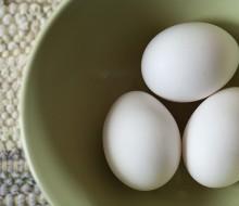 Huevos pasados por agua