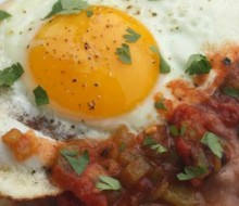 Cómo preparar huevos rancheros