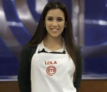 Lola la primera expulsada de MasterChef