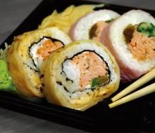 Los tipos de sushi más populares