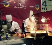 Primeros ganadores del Certamen Nacional de Gastronomía