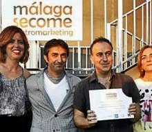 Málaga se come con los ojos
