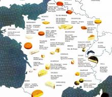 Francia presume de gastronomía