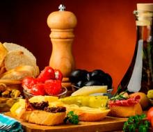 Alimentación mediterránea en la restauración