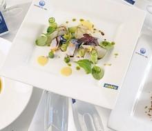 Segunda semifinal del Concurso Cocinero del Año