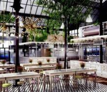 Mercado Lonja del Barranco en Sevilla