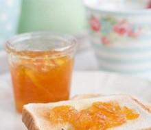 Mermelada de naranja al romero