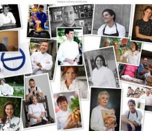 Los 20 finalistas al Basqe Culinary World Prize
