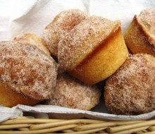 Donuts Muffins