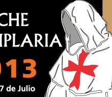 Noche Templaria 2013 en Ponferrada