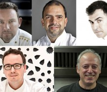 Nominados al Premio Mejor Jefe de Cocina 2016