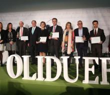 Los I Premios Oliduero