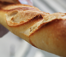 Reflexiones en torno al pan en Zaragoza