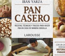 Ibán Yarza recopila para Larousse sus trucos para hacer pan en casa