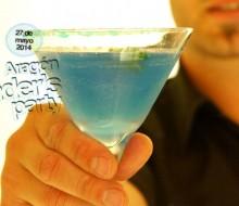 Fiesta de bartenders en Aragón