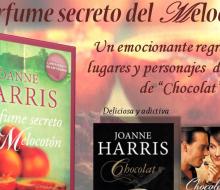 La autora de «Chocolat» nos descubre el olor del melocotón