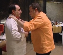 Alberto Chicote acude a la llamada de auxilio de un antiguo amigo