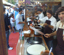 Más de 200.000 visitantes en la Feria Medieval de A Coruña
