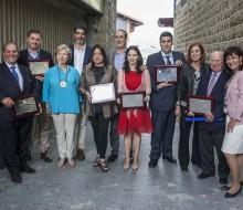 Entrega de los Premios Euskadi de Gastronomía