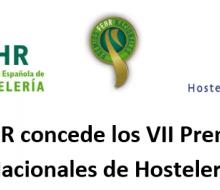 VII Premios Nacionales de Hostelería