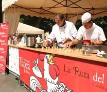 La Palma celebra su VIII Ruta del Gallo