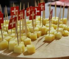 Curiosidades sobre los quesos suizos