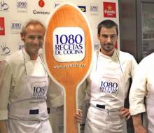 1080 recetas de cocina en app