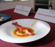 Concurso de Cocina Creativa de la Gamba Roja