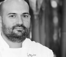 Raúl Resino, ganador de la segunda semifinal del Concurso Cocinero del Año