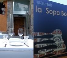 El restaurante «La Sopa Boba» cocina con Medusas