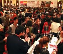 Salón del Vino de Rioja en China