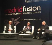 Joël Robuchon revoluciona Madrid Fusión