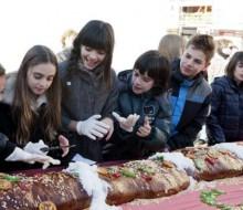 El Roscón de Reyes de Aldeas Infantiles cumple 25 años