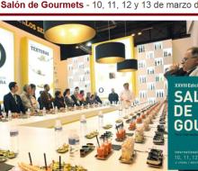 Novedades para el XXVIII Salón de Gourmets 2014