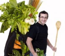 Sergio Fernández, contra el desperdicio de alimentos
