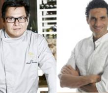 Taller solidario y gastronómico con Luis Arévalo y Oscar Higares