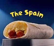 El bocadillo «español» de McDonald's enciende la polémica